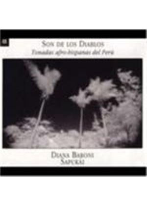 Diana Baroni And Sapukai - Son De Dos Diablos (Music CD)