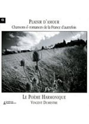 Various Composers - Plaisir Damour (Dumestre, Le Poeme Harmonique) (Music CD)