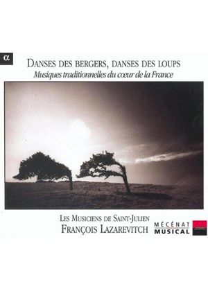 Musicians Of Saint-Julien - Dances Of Shepherds Of Wolves