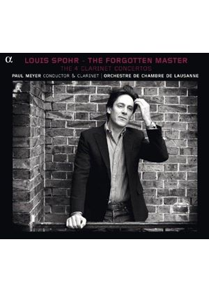 Louis Spohr: The Forgoten Master (Music CD)