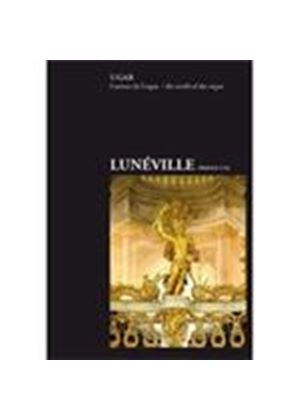 Lunéville Organ [SACD] (Music CD)