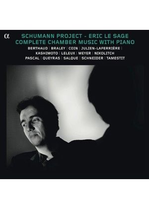 Schumann Project: Complete Chamber Music with Piano (Music CD)