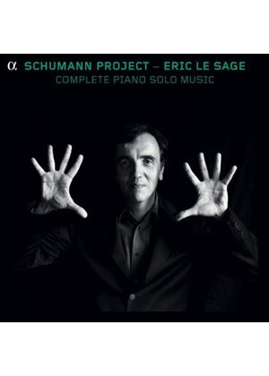 Schumann Project: Complete Piano Solo Music (Music CD)