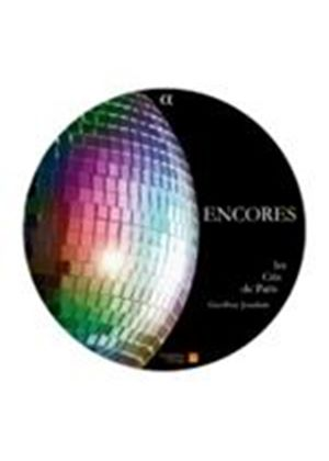 Encores - Songs for A Cappella Choir (Music CD)