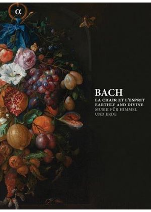 Various Artists - Bach: Earthly and Divine - 200 pages colour book & 6 CD's in a magnificent box (Music CD)