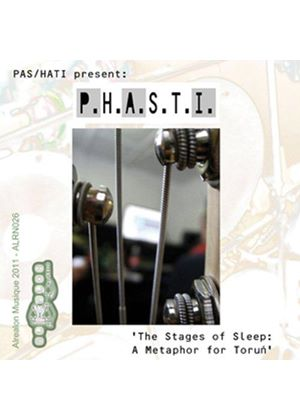 Pas & Hati - P.H.A.S.T.I. (The Stages of Sleep) (Music CD)