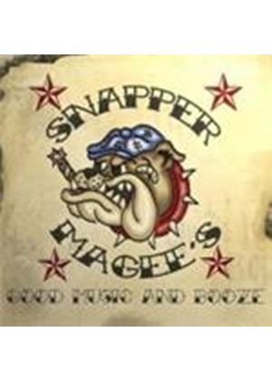 Various Artists - Snapper Magee's Good Music And Booze Vol.1 (Music CD)