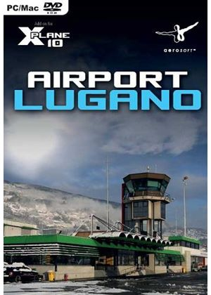 Airport Lugano (for X-Plane 10) (PC)