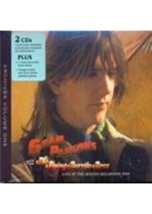 Gram Parsons & The Flying Burrito - Archive Vol.1 (Live At The Avalon Ballroom 69) (Music CD)