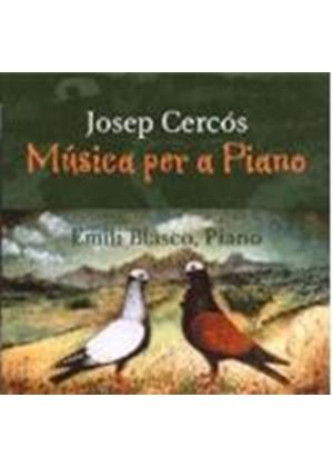 Cercos: Piano Works