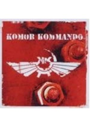 Komor Kommando - Oil Steel And Rhythm (Music CD)