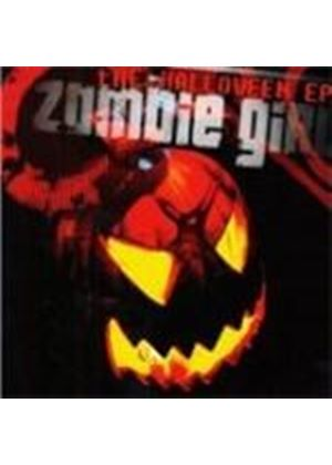 Zombie Girl - Halloween EP, The (Music CD)