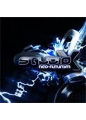 Studio X - Neo-Futurism (Music CD)