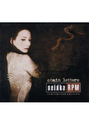 Neikka RPM - Chain Letters (Music CD)