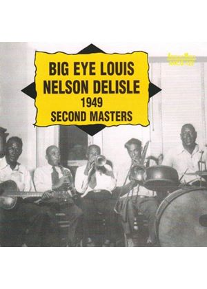 Louis Nelson - 1949 SECOND MASTERS