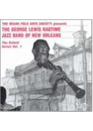 Vic Lewis Ragtime Jazz - OXFORD SERIES VOL.1