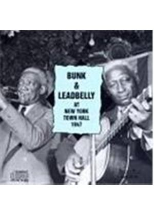 Bunk Johnson & Leadbelly - New York Town Hall 1947