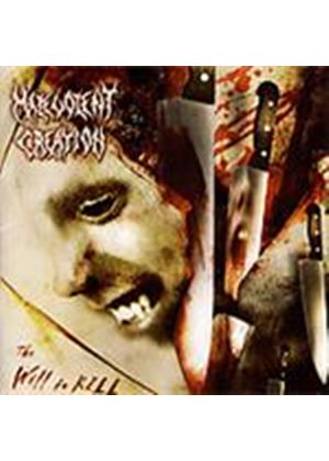 Malevolent Creation - Will To Kill (Music CD)