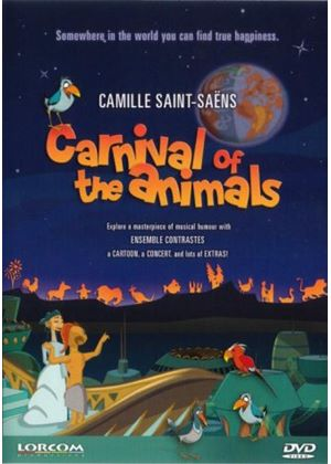 Carnival Of The Animals - Saint-Saens (Two Discs)
