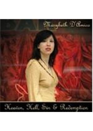 Marybest D'Amico - Heaven Hell Sin And Redemption (Music CD)