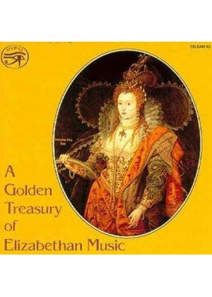 Various Artists - A Golden Treasury Of Elizabethan Music