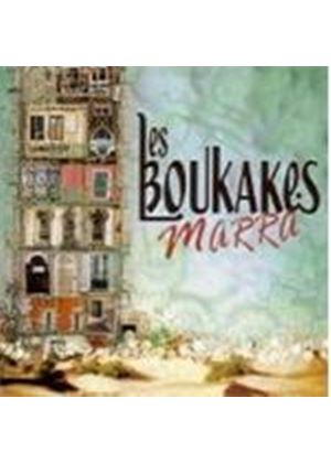 Les Boukakes - Marra (Music CD)
