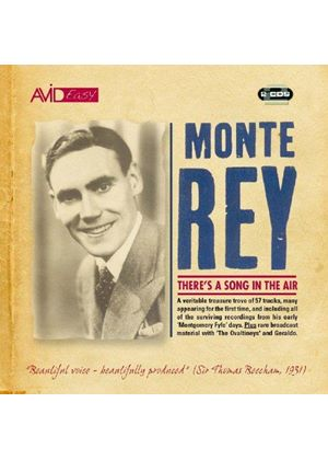 Monte Rey - Theres A Song In The Air (Music CD)