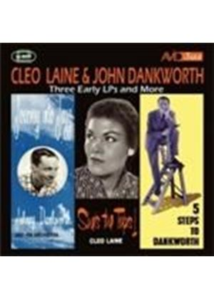 Cleo Laine And John Dankworth - Shes The Tops!/Journey Into Jazz/5 Steps To Dankworth (Music CD)