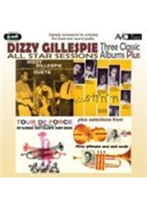 Dizzy Gillespie - All Star Sessions (Three Classic Albums Plus) (Music CD)