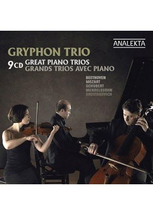 Great Piano Trios (Music CD)