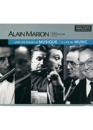Alain Marion - A Life in Music