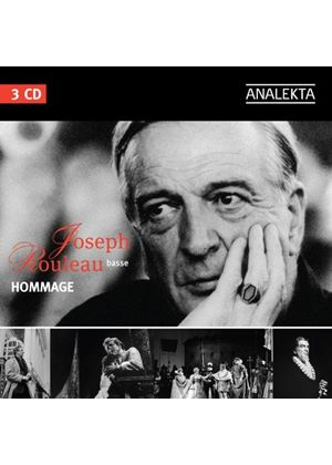 Hommage (Music CD)