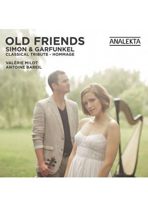 Antoine Bareil - Old Friends (Simon & Garfunkel Classical Tribute) (Music CD)