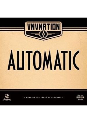 VNV Nation - Automatic (Music CD)