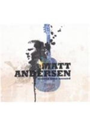 Matt Andersen - Second Time Around (Music CD)