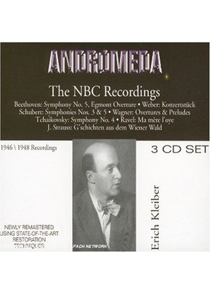 Erich Kleiber - (The) NBC Recordings 1946-48