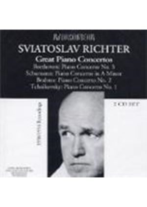 Sviatloslav Richter - Great Piano Concertos