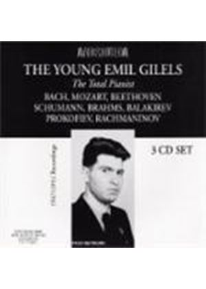 (The) Young Emil Gilels