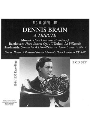 Dennis Brain (A) Tribute