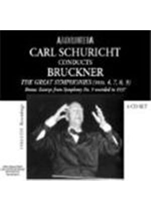 Bruckner: (The) Great Symphonies