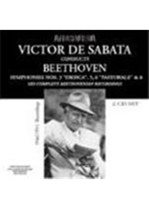 Beethoven: Symphonies Nos 3, 5, 6 & 8