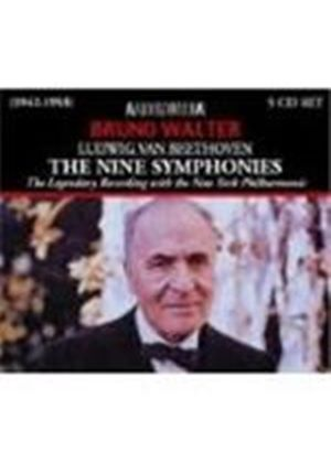 Ludwig Van Beethoven - The Nine Symphonies (Walter, New York Philharmonic) (Music CD)
