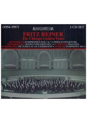 VARIOUS COMPOSERS - Fritz Reiner - The Golden Chicago Years (Reiner, Chicago SO)