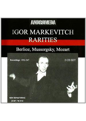 Markevitch - Rarities 1952-1954