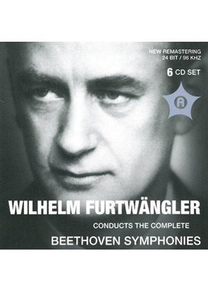 Wilhelm Furtwängler Conducts the Complete Beethoven Symphonies (Music CD)