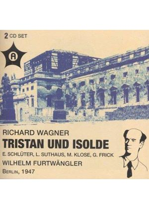 Richard Wagner: Tristan und Isolde (Music CD)
