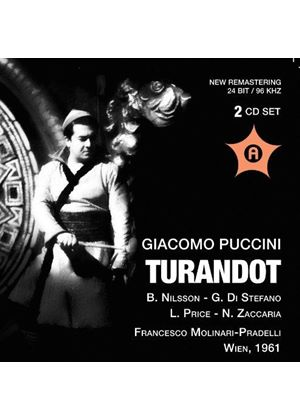 Puccini: Turandot (Music CD)