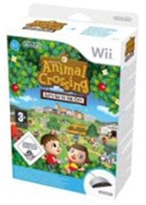 Animal Crossing: Lets Go To The City with Wii Speak (Wii)