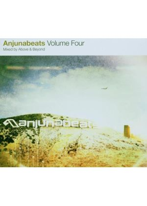 Various Artists - Anjunabeats Volume 4 (Mixed By Above & Beyond) (Music CD)