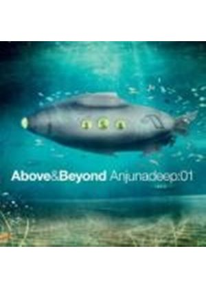 Various Artists - Above & Beyond: Anjunadeep 01 (2 CD) (Music CD)